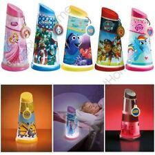 Artículos de iluminación nocturna Disney para niños