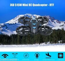 JXD 515W Mini RC Drone RTF WiFi FPV 0.3MP Camera 2.4GHz 4CH 6-axis Altitude Hold