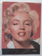 MARILYN MONROE photo magazine tear sheet - 1997 - Vanity Fair - MercedesBenz ad