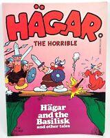 Hagar the Horrible Comic Book Hagar and the Basilisk and other Tales Dik Browne