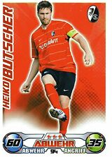 94 Heiko Butscher - SC Freiburg - TOPPS Match Attax 2009/2010