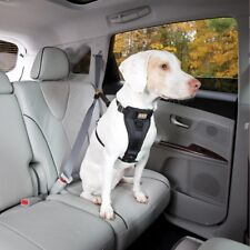 Kurgo Vehicle Safety Harness for Dogs Universal Seatbelt Attachment Via Clip –