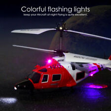 Syma S111G 3ch Gyro Infrared Remote Control Flash LED Light RC Helicopter