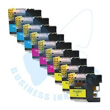9 CLR New LC 203XL 203 Ink Cartridges For Brother J4620DW J480DW J5720DW J885DW