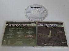 Ed Starink – Synthesizer Greatest Volume 2 /Arcade 01 4020 61 CD ALBUM