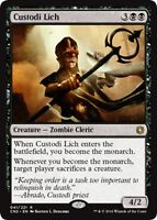 R MTG Magic - Conspiracy: Take the Crown Hallowed Burial NM//M