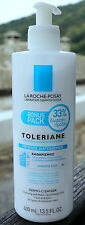 LA ROCHE POSAY TOLERIANE Dermo Cleanser 400ml. Make up  removal.Face & eyes.