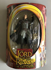 "Gorgeous!! HELMS DEEP LEGOLAS LORD OF THE RINGS 6"" LOTR TOY BIZ FIGURE MIP MOC"