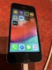 Apple iPhone 5s - 16GB - Silver Unlocked A1457 (GSM)