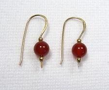 Earrings Gold Jewelry Lyns Jewelry Carnelian Agate