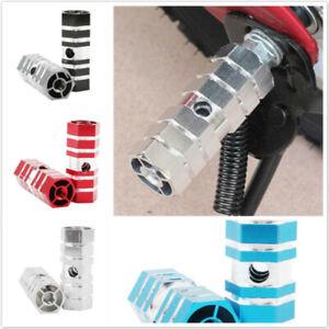 Component Foot Column Aluminum Supportfoot Accessories Footpart Mountain Bike BL