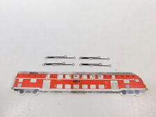 CB322-0, 5 #4x märklin H0 235040 Barra de Empalme Derecha para por B. 3056