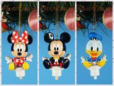 CHRISTBAUMSCHMUCK Ornament Home Deko Disney Mickey Mouse Minnie Donald K1231 ABC