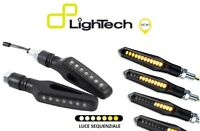 LIGHTECH COPPIA INDICATORI FRECCE PROGRESSIVE LED OMOLOGATE DUCATI MONSTER 797
