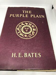 The Purple Plain. H.E.Bates. World Book. 1949. Hardback