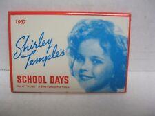Shirley Temple 1937 School Days Heidi Mirror Picture Fox Picture
