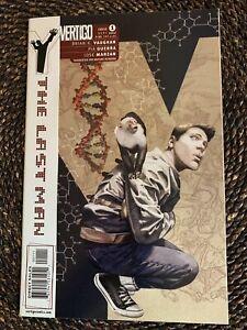 Y: The Last Man #1 (2002) 1st Yorick Vertigo