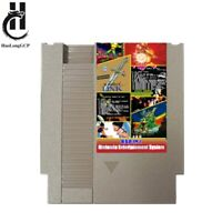 Best 852 in 1 8bit Game Card 72 pin game cartridge support save progress 1G memo