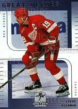 1999-00 Wayne Gretzky Hockey Great Heroes #6 Steve Yzerman