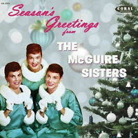 MCGUIRE SISTERS-SEASON'S GREETINGS FROM THE...-IMPORT CD WITH JAPAN OBI F04