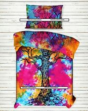 Dry Tree Bedding Cotton Beautiful Design Twin Size Duvet Cover With Pillowcase