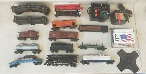 Lot of Lionel Trains & Track w/ Engine 665 + Tender 11 Trains Total No Reserve!