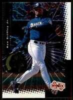 1999 Upper Deck Ionix (nn-4) Ken Griffey JR. Seattle Mariners #52