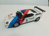 Minichamps 1:43 BMW M1 ProCar N. Piquet #6, Paul's Model Art, neu unbespielt