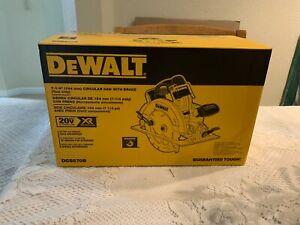 DEWALT DCS570B 20V Cordless Circular Saw (TOOL ONLY) Brand New