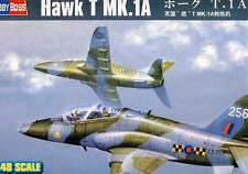 HobbyBoss - Hawk T MK.1A T1A RAF 1981 ASTRA AIM-9L/9P M117 - 1:48 Modell-Bausatz