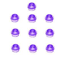 LEGO 10x platte rund Transp. lila 30057 6240210