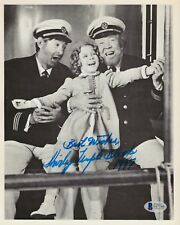 Shirley Temple Black REAL hand SIGNED young Photo #3 BAS COA Autographed