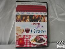 Seven Days of Grace (DVD, 2007)
