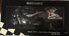 Minichamps 123103099 Yamaha Yzr-m1 Jorge Lorenzo World Champion MotoGP 2010 Mode