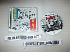 CD Punk Tribe 8 - Snarkism (13 Song) ALTERNATIVE TENTACLES cut-out
