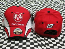 Elliott Sadler #19 Dodge Pit NASCAR Hat by Chase Authentics! NEW w/ Tags! 13H