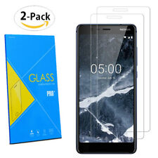 """For Nokia 5.1 5.5"""" 2018 - 2-Pack Tempered Glasses Screen Guard Protector Film"""