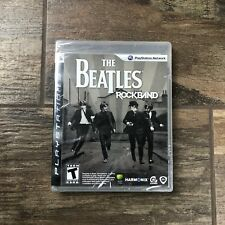 THE BEATLES ROCKBAND (2009) PLAYSTATION 3 PS3 *NEW & SEALED* Game Only M19