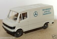 WIKING HO 1/87 FOURGON GARAGE MERCEDES  207 D DER MERCEDESUNTER DEN TRANSPORTERN