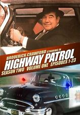 NEW Highway Patrol: Season Two - Volume One (Episodes 1 - 23) - (DVD)