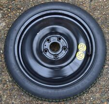 "GENUINE TOYOTA VERSO AVENSIS COROLLA 17"" SPACE SAVER SPARE WHEEL TYRE NEW #33"