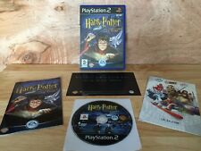 Harry Potter & The Philosophers Stone PS2 PlayStation 2 Sony EA