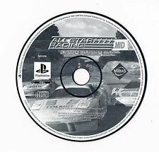 Playstation PS1 Spiel - ALL STAR RACING - 4 Rennspiele auf einer CD - NEU