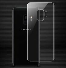 3x Back Samsung Galaxy S9 Tapa Protector-Protector de pantalla PLUS 3 Pack-HD claro []