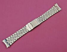 NEW FOR SEIKO JUBILEE SS BRACELET 22mm 6309 7002 7S26 DIVE WATCH FOLDED BVT2198