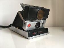 Die legendäre Polaroid SX 70 land camera  schwarz vintage