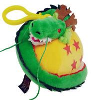Dragonball Z Schlüssel- oder Taschenanhänger aus Plüsch Drache Shenlong NEU