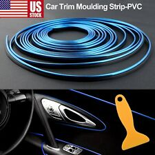 16 Feet Car Interior Decor Point Edge Gap Door Panel Accessories Molding Line Us