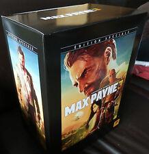 Max Payne 3 Edition Spéciale Collector - Xbox 360 - Edition Française - NEUF  B