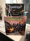 Robotech Crisis Point, Force of Arms Card Game Lot/Set / New / Harmony Gold